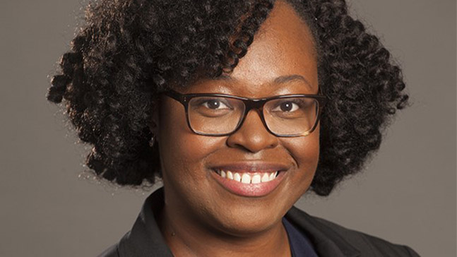 Treemonisha Smith joined the Mount staff to oversee emergency preparedness and environmental health and safety.