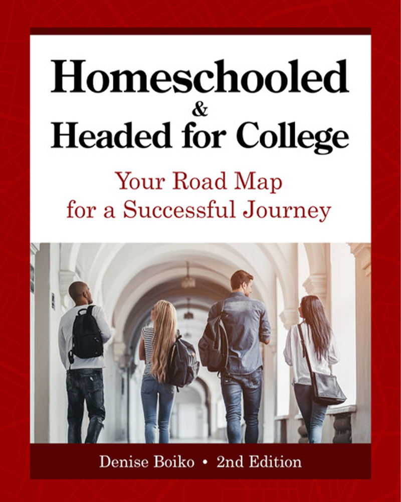 Boiko's book is a detailed and practical guide about the entire college prep process.