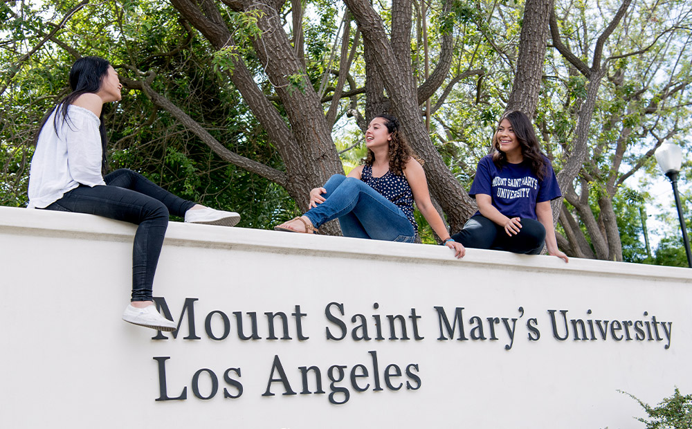 Mount Saint Mary's University garnered a high national ranking in one category and a top-10 ranking overall in the western United States.