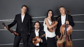 Pacifica Quartet, a Grammy-winning ensemble performing in the Doheny Mansion on Jan. 19.