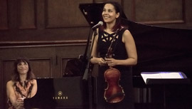 Rhiannon Giddens and Lara Downes