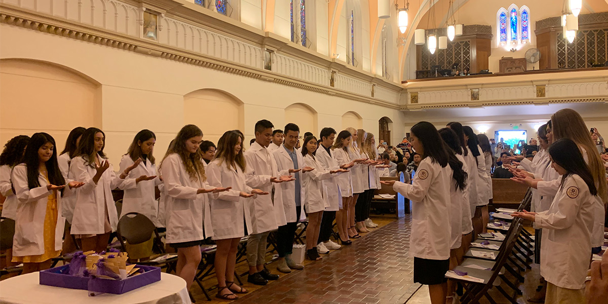 White Coats Fall 2019 Ceremony - Listing Image