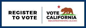 register to vote icon from state of california