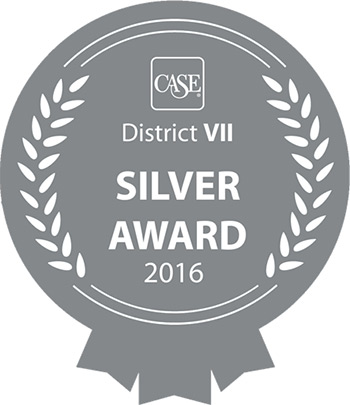 District VII Silver Award 2016
