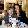 Senator Barbara Boxer at her book signing