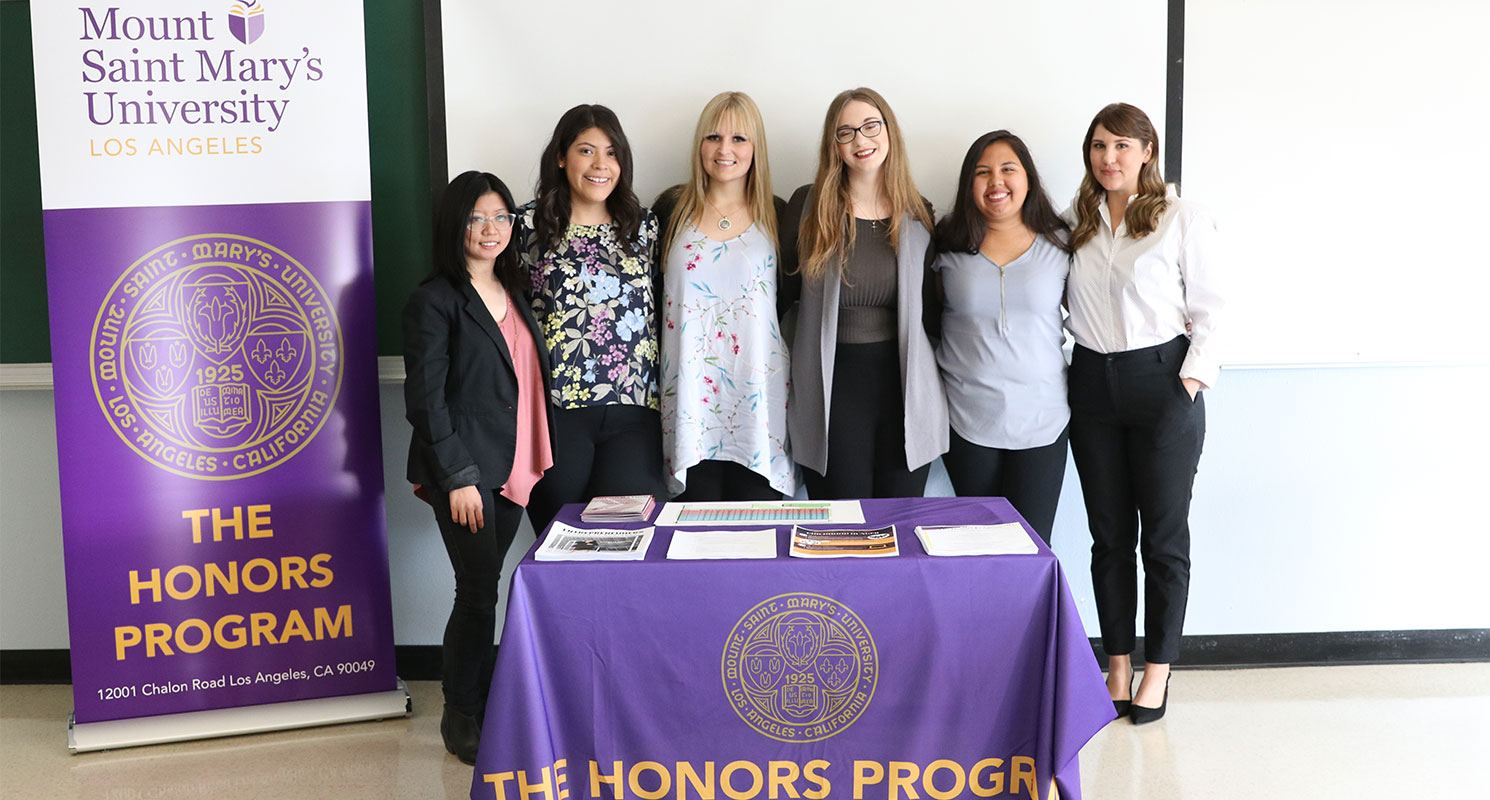 Honors Program Students