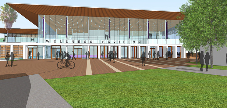 Wellness Pavilion Preview Image